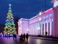 New Year`s Odessa is like a fairytale and is waiting for guests. Photos and video