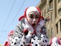 Юморина-2018: парад-карнавал по центральным улицам Одессы в День смеха. Фото