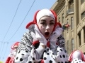 Humorina 2018: parade-carnival by the central streets of Odessa on the Laughter Day. Photo