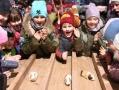 В День смеха гостей Одесского зоопарка веселили на Зооюморине
