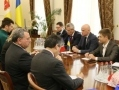 The Mayor of Odessa met with delegation of the group of interparliamentary relations «France-Ukraine»