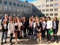 A delegation of German teachers and schoolchildren visited Odessa