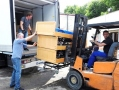 9.5 tons of humanitarian aid from Germany was delivered to Odessa