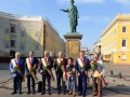 In Odessa traditionally honored the memory of outstanding city governors