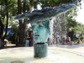 In Odessa was opened the art zone of the Greek Park. Photos