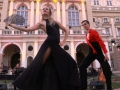Tango Music Project: in Odessa performed tango in the open air. Photos. Video