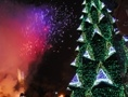 How is New Year's eve celebrated in Odessa?