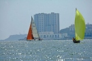 Regatta «Sails of peace» was held in Odessa. Photos