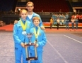 Odessa athletes win prizes at the European Wushu Championships