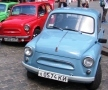 In Odessa gathered fans of the soviet retro cars from all the regions of Ukraine. Photo