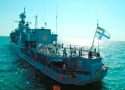 In Odessa was honorably celebrated Ukrainian Navy Day. Photo