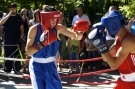 Unusual chessboxing tournament took place in Odessa