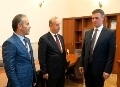 The representatives of the municipality of Istanbul metropolis have visited Odessa
