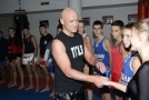 The Ukraine national Thai boxing team is preparing for the European Championship