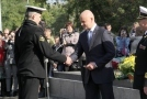 The students of Odessa Naval Lyceum swore the oath