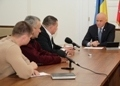 The Mayor of Odessa Gennadiy Trukhanov individually received citizens