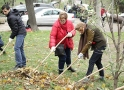 In Odessa took place volunteer clean-up of Istanbul Park. Picture story