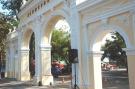 Поврежденная арка на одесском Ланжероне должна быть восстановлена