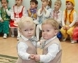 Colorful and warm New Year�s celebrations are held for orphans in Odessa. Picture story