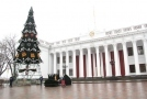 Next year the main Christmas tree of Odessa will return to the Dumska square
