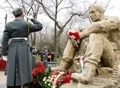 In Odessa honored the memory of combatants in the territory of other states