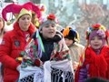 Maslenitsa festival in Odessa. Picture story