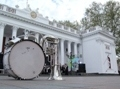 Brass Band Festival was held in Odessa on the Victory Day. Picture story