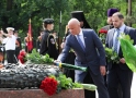 In Odessa honored memory of war victims. Picture story