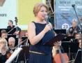 Popular classical music played on Pimorskiy Boulevard in Odessa