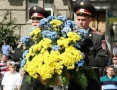 In Odessa celebrate the Constitution Day. Picture story