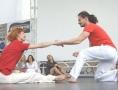 В Одессе на одной сцене соединились поэзия и танец. Фото