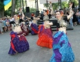International Tribal Festival in Odessa: colorful dance show. Picture story