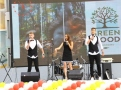 The Youth Day celebrated in Odessa. Picture story