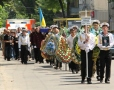 Odessa paid the last tribute to soldier killed in the ATO area