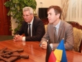 A meeting with Ambassador of Federal Republic of Germany was held in Odessa City Council. Photo