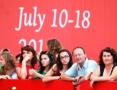 В Одессе проходит VI международный кинофестиваль. Фоторепортаж