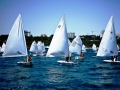 Black Sea Yacht Club's jubilee regatta was held in Odessa. Picture story