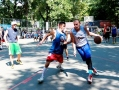 В Одессе проходит турнир по уличному баскетболу на Кубок мэра Street Game Odessa 2015. Фото