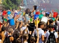 The festival «ODESSA WATER BATTLE 2015» was held in Odessa