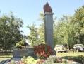 В Одессе установлена скульптурная композиция «Партизанская слава». Фото