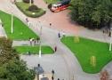 В Одессе завершаются работы по благоустройству Итальянского бульвара. Фоторепортаж
