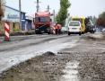 В Одессе ведется капитальный ремонт улицы Хуторской. Фото