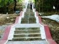 В Одессе завершен ремонт лестниц, ведущих к двум знаменитым пляжам. Фото