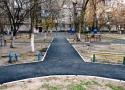 В Одессе завершается капремонт внутриквартальных проездов по Николаевской дороге