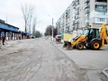 В Одессе продолжается капремонт дороги по ул. Жолио-Кюри в Суворовском районе. Фото