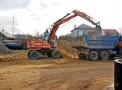 В Одессе продолжаются комплексные работы по предотвращению подтоплений улицы Щорса. Фото