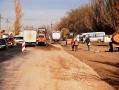 В Одессе продолжается капремонт дороги по ул. Хуторской. Фото