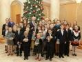 Мэр Одессы вручил детям из приемных семей подарочные сертификаты