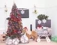 В Домах ребенка Одессы проходят праздничные утренники. Фоторепортаж