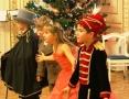 В Одесском Литературном музее воспитанники школы искусств представили новогодний спектакль